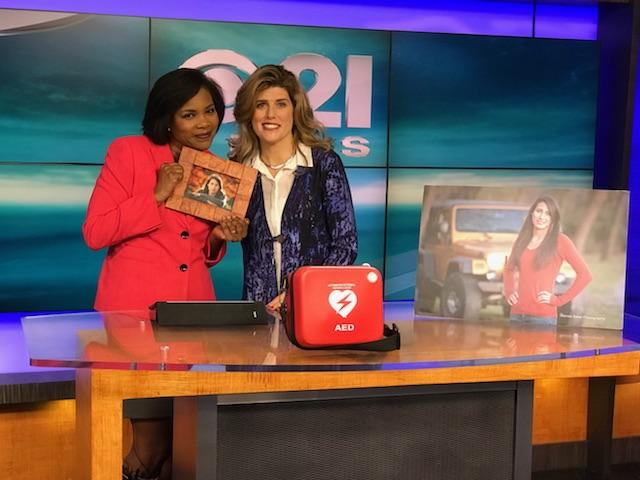Count Your Blessing Campaign on CBS21