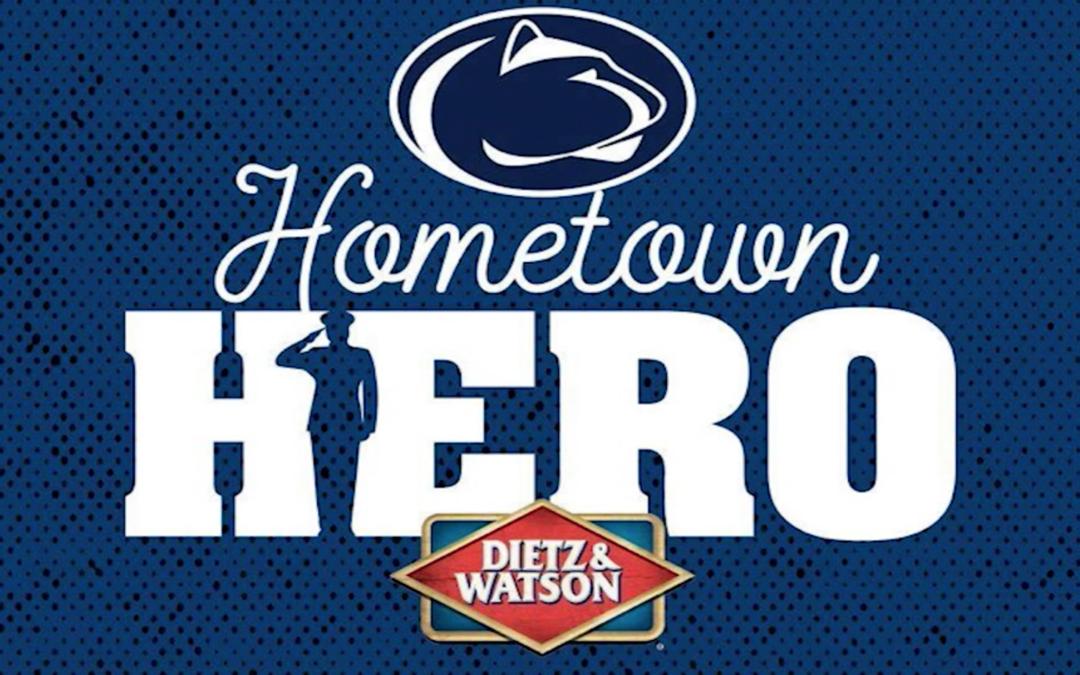 Penn State Hometown Hero