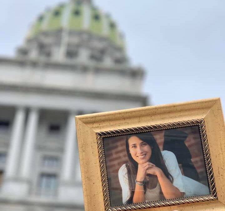 Peyton's Law Signed into Law Press Release