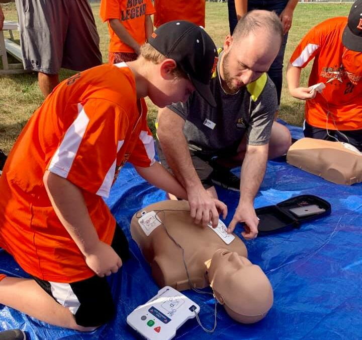 Saving Lives Dillsburg Little League
